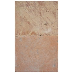 Large Antique Terracotta Square Flooring