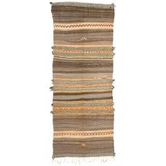 Moroccan Handwoven Glaoua Rug