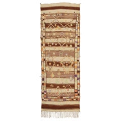 Mid-20th Century Moroccan Glaoua Carpet