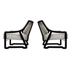 Paul Laszlo Attributed Lounge Chairs