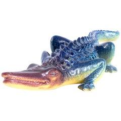 Pesaro, Renato Giavoli Italy, circa 1960 Crocodile