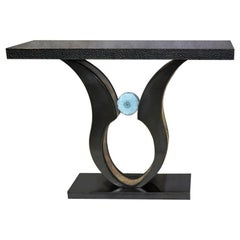 Flower Console Table 'Contemporary, Limited Edition'