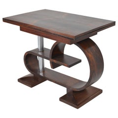 French Art Deco Card Table