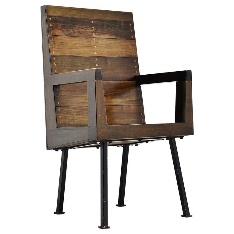 Dom Hans van der Laan Chair for Town Hall Budel, 1966 For Sale