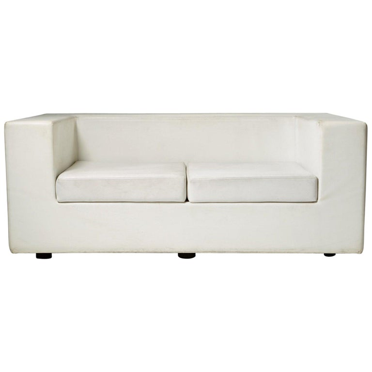 """Sofa """"Throwaway"""" Designed by Willie Landels for Zanotta, Italy, 1960s For Sale"""