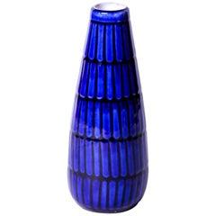 Midcentury Ceramic Vase by Ingrid Atterberg for Upsala Ekeby