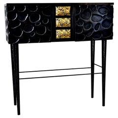 """Bronze Cabinet """"Colibri"""" 'Contemporary, Limited Edition'"""