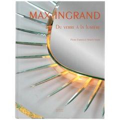 Max Ingrand, Du Verre a La Luminiere 'Book'