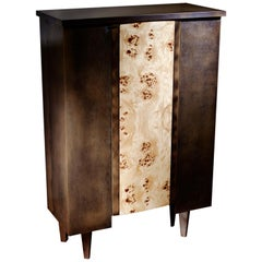 "Bronze Sideboard ""Résille"" 'Contemporary, Limited Edition'"
