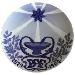 Royal Copenhagen Commemorative Plate from 1904 RC-CM48