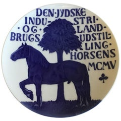Royal Copenhagen Commemorative Plate from 1905 RC-CM53