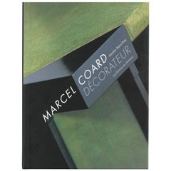 """MARCEL COARD Decorateur"" Book"
