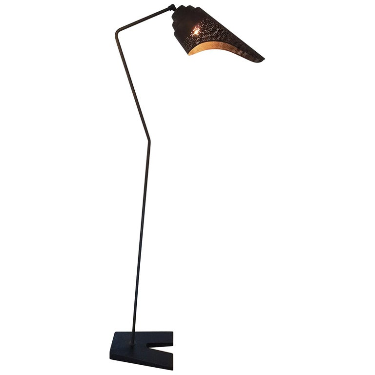 Metal Floor lamp by Diesel with Foscarini For Sale