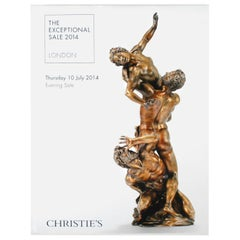 Christie's Exceptional Sale July 10 2014