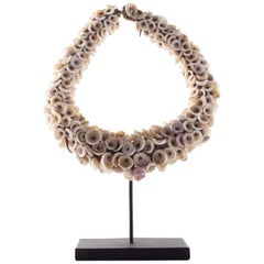 South Asian Shell Necklace