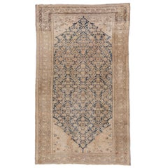 Antique Persian Malayer Rug Carpet, circa 1900