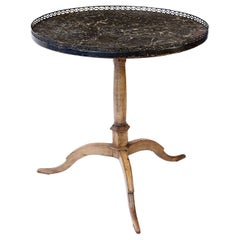 Italian Tilt-Top Table