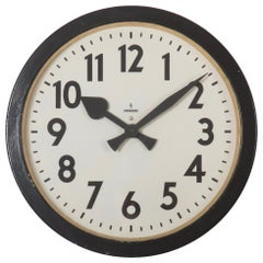 Siemens Industrial, Station or Factory Wall Clock