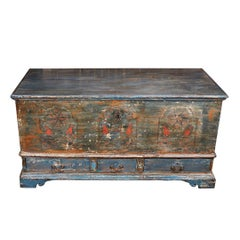 Pennsylvania Blanket Box/ Dowry Chest