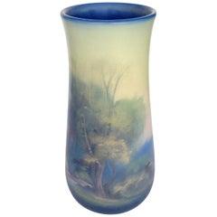 Rookwood Pottery Vellum Glaze Vase, circa 1925
