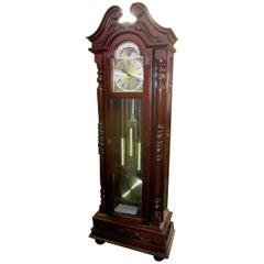 Olympia Longcase Clock