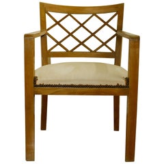 Jean Royere Chair 1945, Original Condition