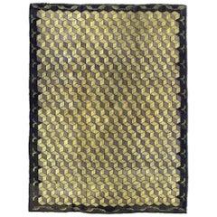 Vintage Hooked Rug