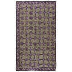 Vintage French Rag Rug