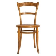 Iconic Jacob & Josef Chair Set of Four, Austria, circa 1950