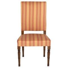 Rare Set of Eight 18th Century Chairs, Italy, circa 1700