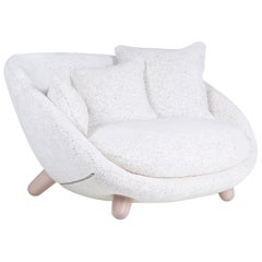 Moooi Love Sofa with Low Back in Fabric or Leather by Marcel Wanders