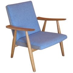 Hans Wegner GE260 Oak Chair for GETAMA