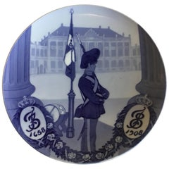 Royal Copenhagen Commemorative Plate from 1908 RC-CM80