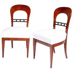 Biedermeier Chairs, Danube Monarchy, circa 1830
