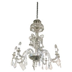 20th Century Murano Glass Chandelier