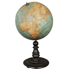Table Globe by Ernst Schotte & Co