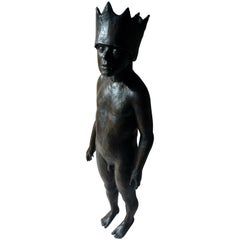 Beth Carter Dreaming King; Bronze Resin; Edition 6 of 15