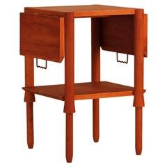 Alì Coffee Table, Made of Cherry Wood, Design Ugo La Pietra