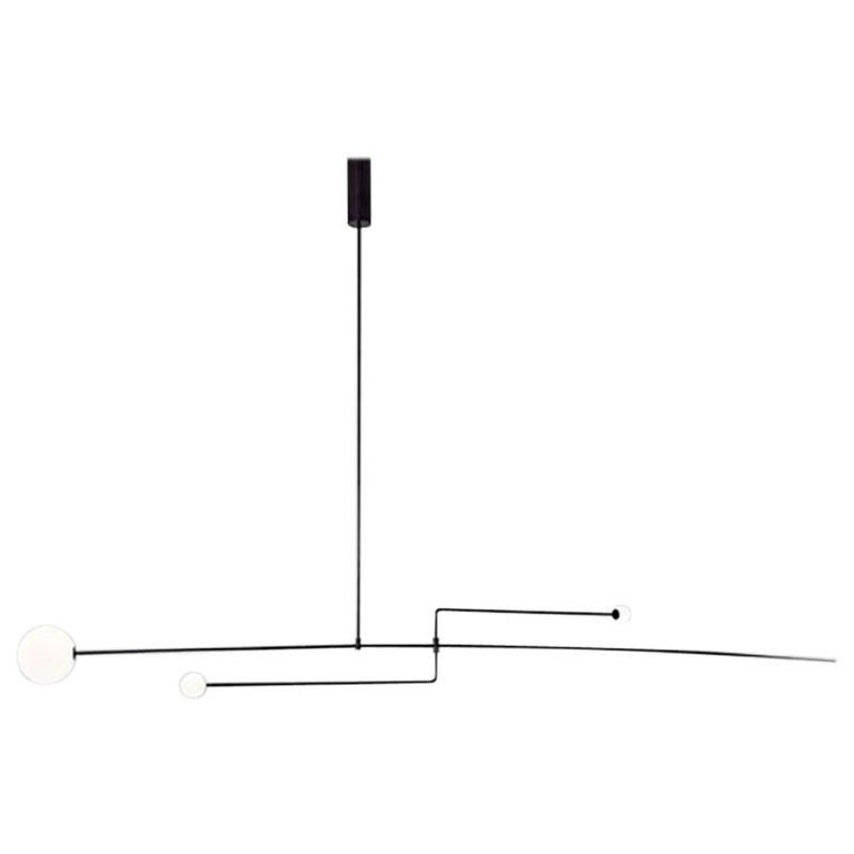 Michael Anastassiades, Mobile Chandelier 3, London, 2008 For Sale