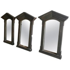 19th Century French Window Frames