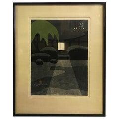 Kiyoshi Saito Limited Edition Signed Japanese Woodblock Print