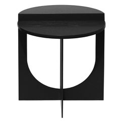 Plus Side Table Black