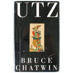 Utz by Bruce Chatwin, First Edition