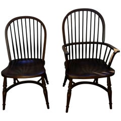 English Style Windsor Chairs