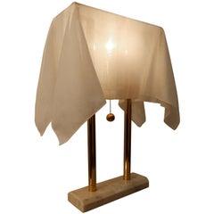 Kazuhide Takahama Nefer I Rare Table or Desk Lamp for Sirrah