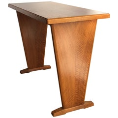 Art Deco Small Side Midcentury Jugendstil Simple Elegant Coffee Table