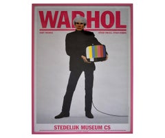 Andy Warhol Stedelijk Museum Amsterdam Poster, 2007