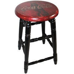 Coca-Cola  Folky Bar Stool