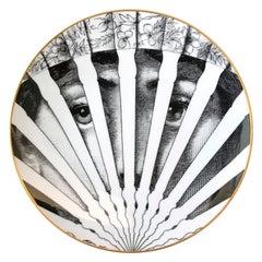 Vintage Rosenthal Fornasetti Porcelain Temi E Variazioni Motiv 26