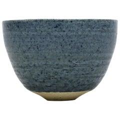 Alev Siesbye Unique Stoneware Bowl from Own Studio, 1970